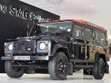 Photo 2015 Land Rover Defender 110 TD station wagon...