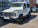 Photo 2010 Land Rover Defender 90 TD multi-purpose S...