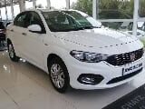 Photo White Fiat Tipo 1.3d Easy 4-door with 16740km...
