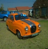 Photo For Sale: 1953 Austin A30 in Hendrina,...