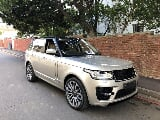 Photo 2018 Land Rover Range Rover 4.4 SD V8 Vogue SE...