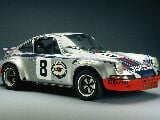 Photo Silver Porsche 911 Carrera Coupe with 123456km...