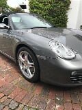 Photo Grey Porsche Boxster 3.2 S with 44000km...