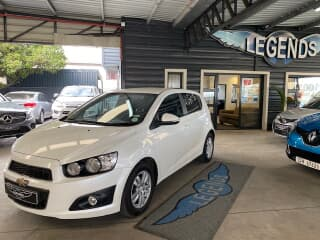 Chevrolet Sonic Western Cape Used Cars Trovit
