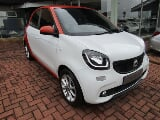 Photo 2017 smart forfour 1.0 passion