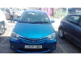 Photo Blue Toyota Etios 1.5 Xi Sedan with 52000km...
