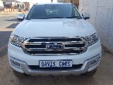 Photo 2017 Ford Everest 2.2 TDCI XLS 4x4 for sale!