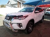 Photo 2017 Toyota Fortuner 2.4 GD-6 Raised Body AT