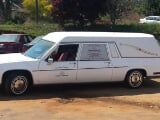 Photo Cadillac hearse for sale or swap R70,000