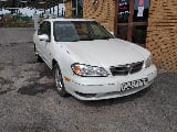 Photo 2001 Nissan Maxima QX 3.0 V6 AT, White with...
