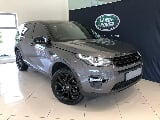 Photo 2016 Land Rover Discovery Sport 2.2 Sd4 Hse...
