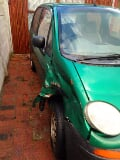 Photo 2005 accident damaged Daewoo Matiz for sell