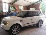 Photo Range Rover Sport TDV8 White, Black in Warmbad,...