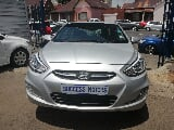 Photo Silver Hyundai Accent 1.6 Glide AT with 80000km...