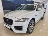 Photo 2018 Jaguar F-Pace 20d AWD R-Sport (Used)