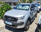 Photo 2016 Ford Ranger 3.2 TDCi WildTrak P/U D/C Auto