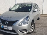 Photo 2013 Nissan Almera 1.5 Acenta, Silver with...