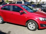Photo Chevrolet Sonic 1.4i LS Manual Sedan 2013