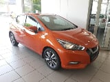 Photo 2018 Nissan Micra 900T Acenta
