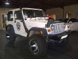Photo 2002 Jeep Wrangler TJ 4.0 Sahara in Hartswater,...
