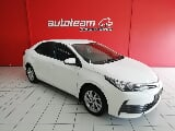 Photo 2018 Toyota Corolla 1.8 Prestige