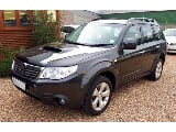Photo Subaru Forester 2.5 XT