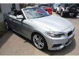 Photo 2015 BMW 220i Convertible Sport Line Steptronic