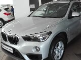 Photo BMW - X1 xDrive 20d (135 kW) Steptronic (Silver)