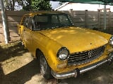 Photo 1967 Peugeot 404 For Restoration with Papers!