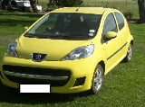 Photo 2012 Peugeot 107 For Sale Bluewater Bay,...
