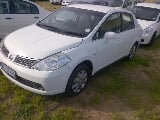 Photo 2010 Nissan Tiida 1.6 Visia A/T in Bellville,...
