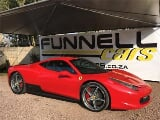 Photo 2011 Ferrari Italia, RED with 35000km available...