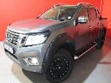 Photo 2018 Nissan Navara Diesel 2.3d le 4x2 at dc ls