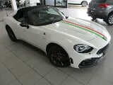 Photo Abarth 124 Spider 1.4T, White with 3200km, for...
