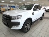 Photo 2016 Ford Ranger 3.2TDCi WildTrak 4x4 Double Cab
