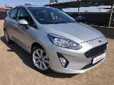 Photo White Ford Fiesta 1.0T Trend AT with 32300km...
