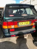 Photo Ssangyong Musso 602EL working car and license...