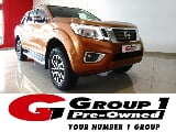 Photo 2018 Nissan Navara Diesel 2.3d le 4x4 at dc