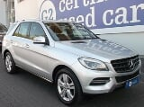Photo Mercedes-Benz ML350 BlueTec