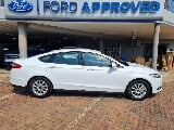 Photo 2015 Ford Fusion 1.5 EcoBoost Trend Auto