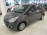 Photo 2015 Hyundai Grand i10 1.2 Fluid, Grey with...