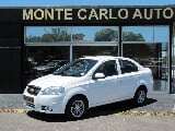 Photo 2013 Chevrolet Aveo 1.6 LS AT, White with...