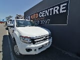 Photo 2014 Ford Ranger 2.2 D HP XLS D/Cab, White with...