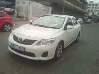 R10 000 Toyota Corolla Used Cars Trovit