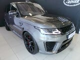 Photo 2019 Land Rover Range Rover Sport 5.0 V8 SVR...
