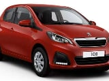 Photo Peugeot 108 1.0 thp active (manual) 2020