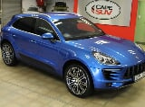 Photo Only 64 000 km! 2016 porsche macan 3.0 v6 s pdk...