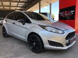 Photo Ford Fiesta 1.4 Trend 5-door, Silver with...