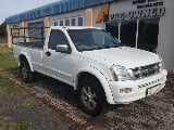 Photo 2004 Isuzu KB 250c 4x4 LE, White with 200500km...