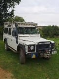 Photo Land Rover Defender TD5 110 CSW in Lydenburg,...